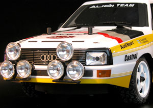Radio controlled Models The Rally Legends by Italtrading Italy