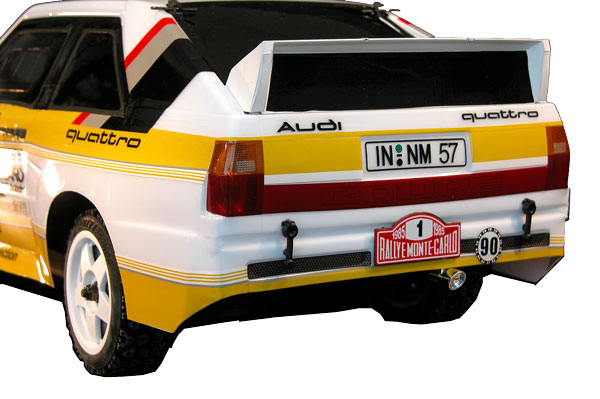 The Rally Legends RC cars by Italtrading Italy