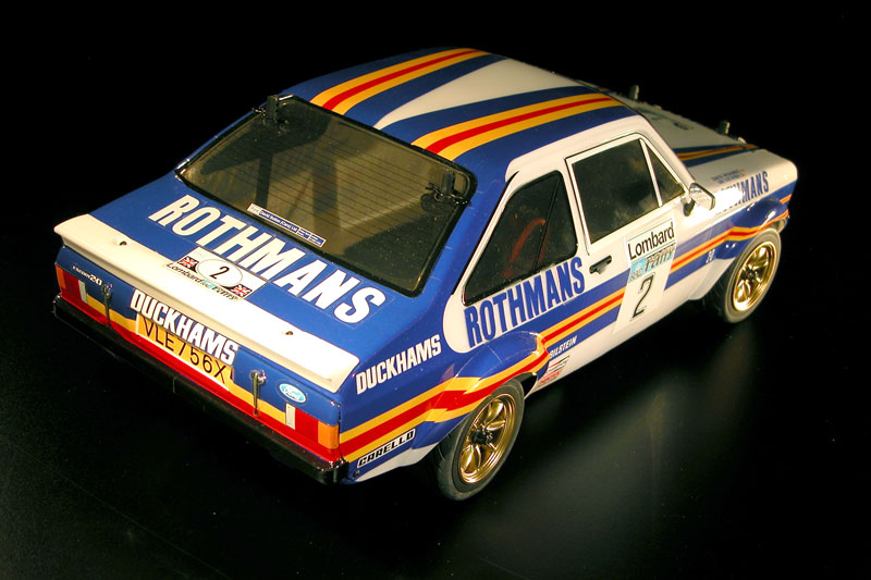 Ford Escort the Rally Legends by italtrading