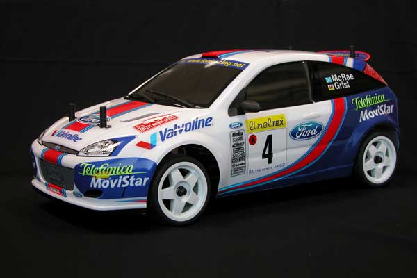 Ford Focus McRae the Rally Legends
