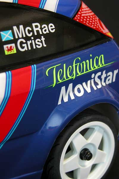 McRae-Grist Focus WRC by Italtrading the Rally Legends
